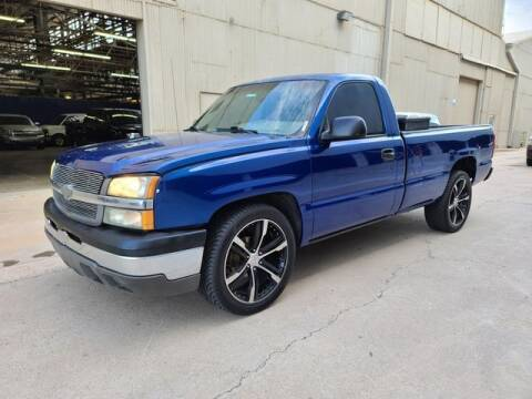 2003 Chevrolet Silverado 1500 for sale at NEW UNION FLEET SERVICES LLC in Goodyear AZ