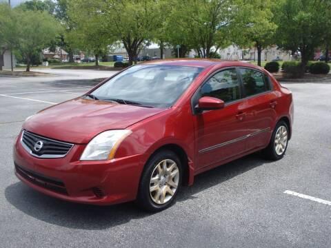 2010 Nissan Sentra for sale at Uniworld Auto Sales LLC. in Greensboro NC