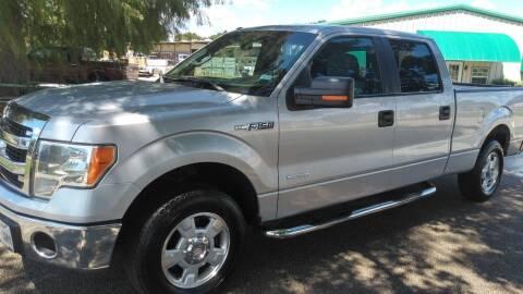 2013 Ford F-150 for sale at Haigler Motors Inc in Tyler TX