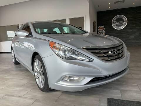 2011 Hyundai Sonata for sale at Evolution Autos in Whiteland IN