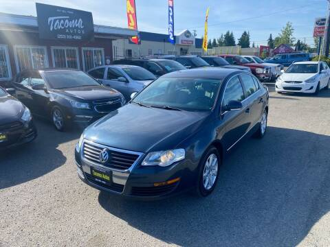 2008 Volkswagen Passat for sale at Tacoma Autos LLC in Tacoma WA