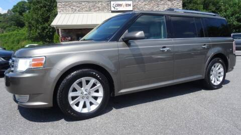 2012 Ford Flex for sale at Driven Pre-Owned in Lenoir NC