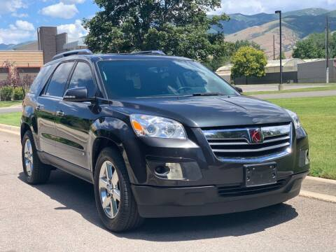 2007 Saturn Outlook for sale at A.I. Monroe Auto Sales in Bountiful UT