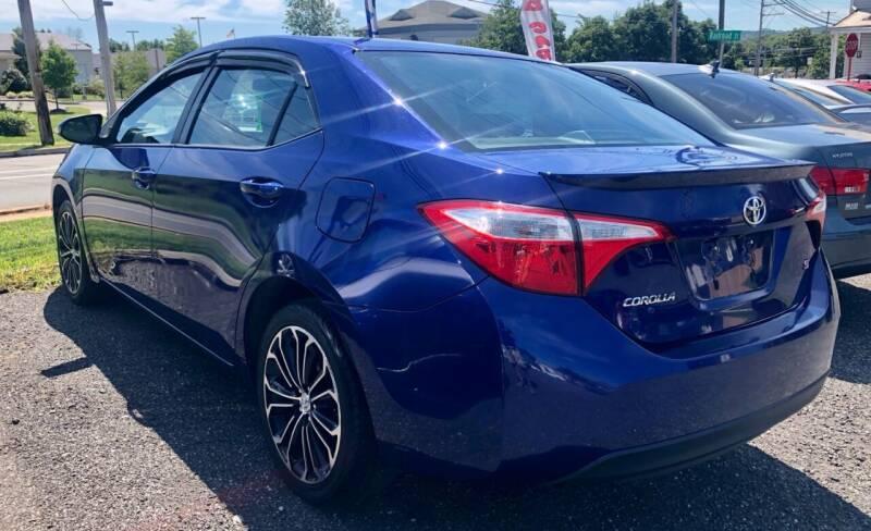 2014 Toyota Corolla for sale at Mayer Motors of Pennsburg in Pennsburg PA