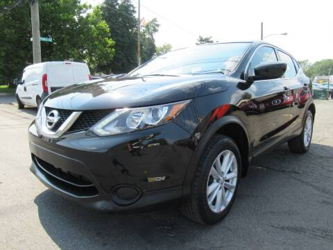 2018 Nissan Rogue Sport for sale at PRESTIGE IMPORT AUTO SALES in Morrisville PA