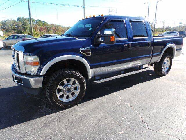 2009 Ford F-350 Super Duty for sale at TIMBERLAND FORD in Perry FL