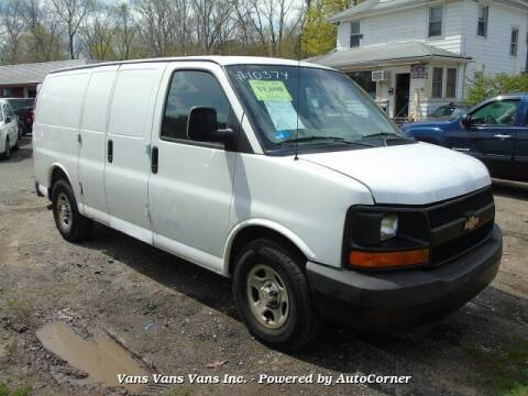 2006 Chevrolet Express Cargo for sale at Vans Vans Vans INC in Blauvelt NY