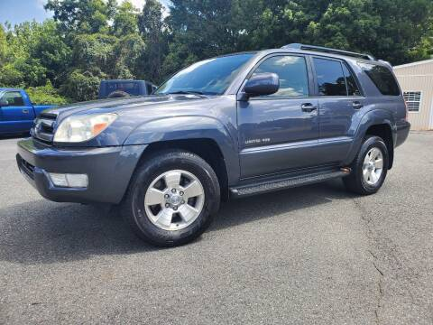 2005 Toyota 4Runner for sale at Brown's Used Auto in Belmont NC