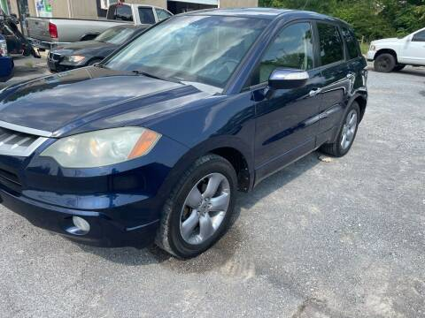 2009 Acura RDX for sale at GET N GO USED AUTO & REPAIR LLC in Martinsburg WV