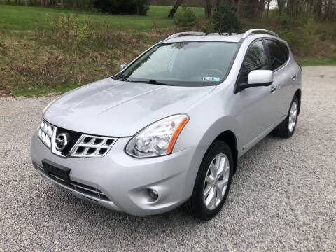 2012 Nissan Rogue for sale at R.A. Auto Sales in East Liverpool OH
