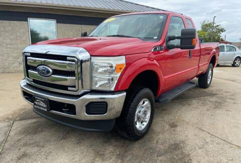 2011 Ford F-250 Super Duty for sale at Auto House of Bloomington in Bloomington IL