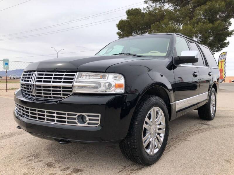2008 Lincoln Navigator for sale at Eastside Auto Sales in El Paso TX