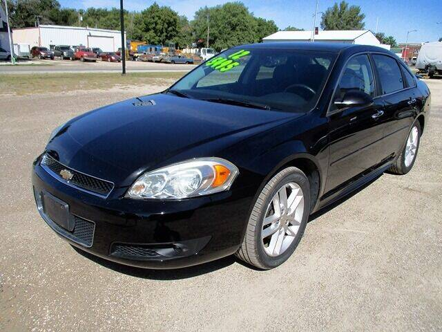 2012 Chevrolet Impala for sale at Northeast Iowa Auto Sales in Hazleton IA