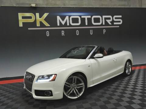 2011 Audi S5 for sale at PK MOTORS GROUP in Las Vegas NV
