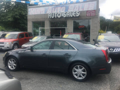 2009 Cadillac CTS for sale at King Auto Sales INC in Medford NY