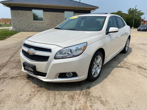 2013 Chevrolet Malibu for sale at Auto House of Bloomington in Bloomington IL
