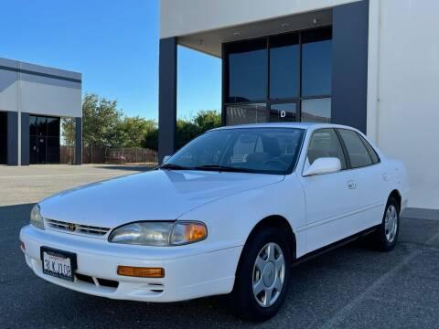 1995 Toyota Camry for sale at AutoAffari LLC in Sacramento CA