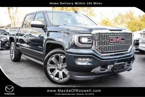 2017 GMC Sierra 1500 for sale at Mazda Of Roswell in Roswell GA