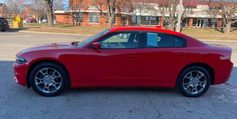 2017 Dodge Charger for sale at Mulder Auto Tire and Lube in Orange City IA