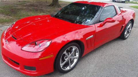 2010 Chevrolet Corvette for sale at Haigler Motors Inc in Tyler TX