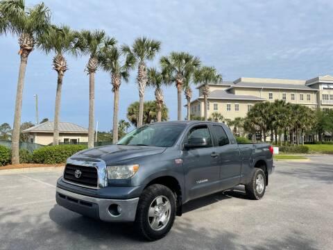 2008 Toyota Tundra for sale at Gulf Financial Solutions Inc DBA GFS Autos in Panama City Beach FL