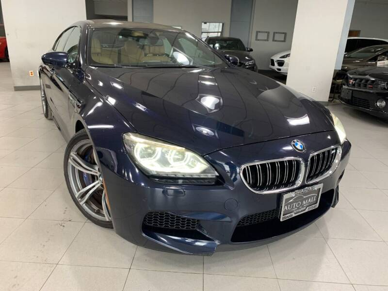 2014 BMW M6 for sale at Auto Mall of Springfield in Springfield IL
