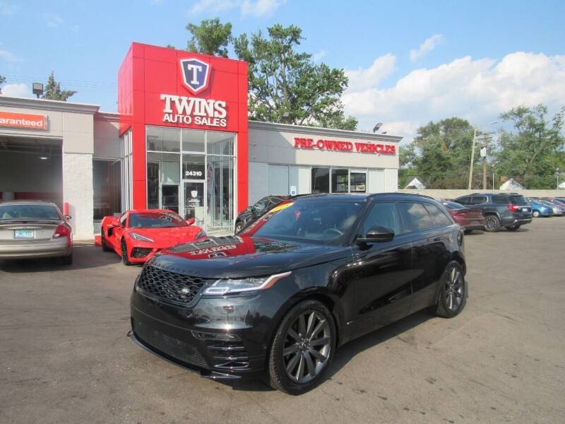 2018 Land Rover Range Rover Velar for sale at Twins Auto Sales Inc in Detroit MI