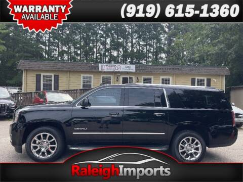 2015 GMC Yukon XL for sale at Raleigh Imports in Raleigh NC