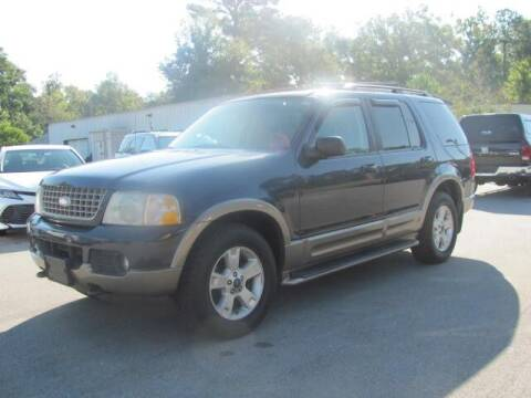2003 Ford Explorer for sale at Pure 1 Auto in New Bern NC