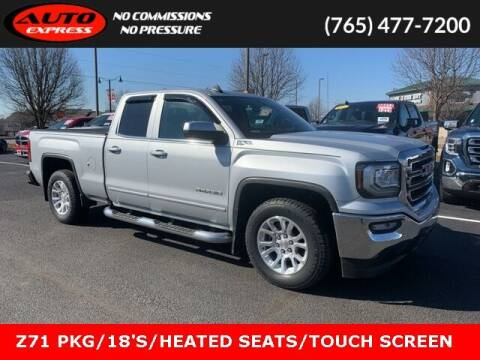 2016 GMC Sierra 1500 for sale at Auto Express in Lafayette IN