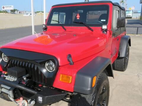 Used 2000 Jeep Wrangler For Sale Carsforsale Com
