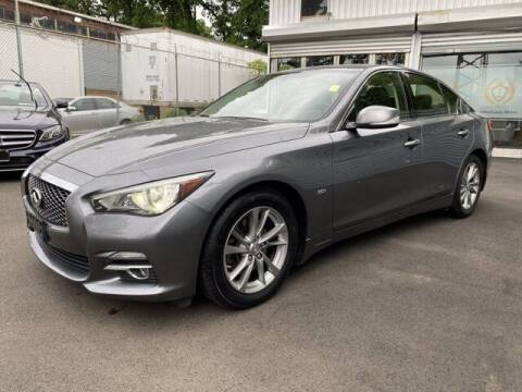 2017 Infiniti Q50 for sale at CERTIFIED LUXURY MOTORS OF QUEENS in Elmhurst NY