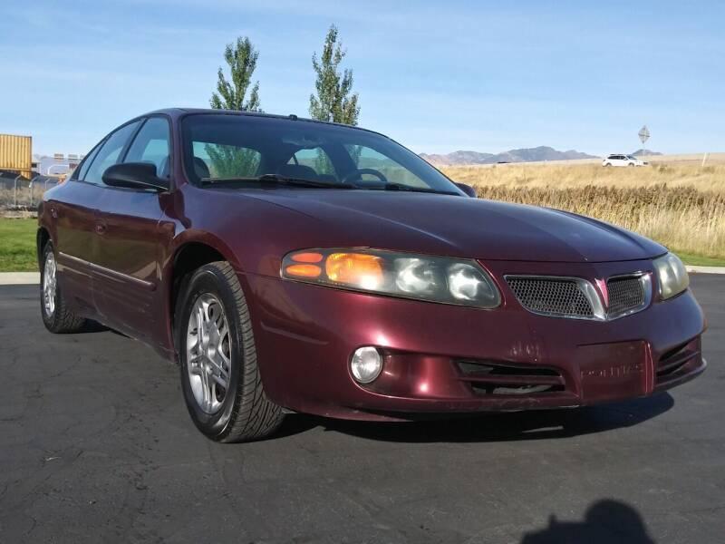 2005 Pontiac Bonneville for sale at AUTOMOTIVE SOLUTIONS in Salt Lake City UT