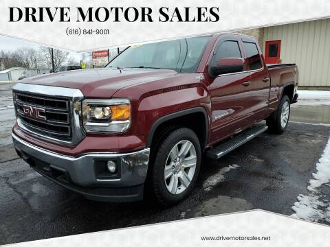 2015 GMC Sierra 1500 for sale at Drive Motor Sales in Ionia MI
