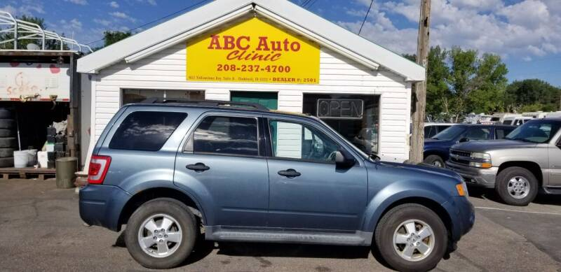 2012 Ford Escape for sale at ABC AUTO CLINIC - Chubbuck in Chubbuck ID