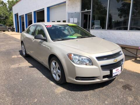 2011 Chevrolet Malibu for sale at Budget Auto in Appleton WI