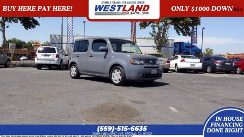 2014 Nissan cube for sale at Westland Auto Sales on 7th in Fresno CA
