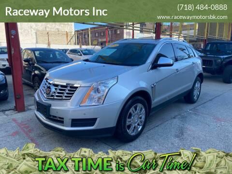 2013 Cadillac SRX for sale at Raceway Motors Inc in Brooklyn NY