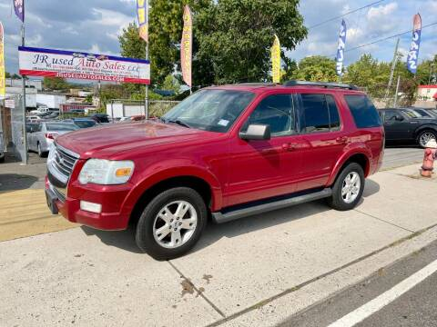 2009 Ford Explorer for sale at JR Used Auto Sales in North Bergen NJ