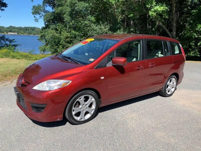 2008 Mazda MAZDA5 for sale at Elite Pre-Owned Auto in Peabody MA