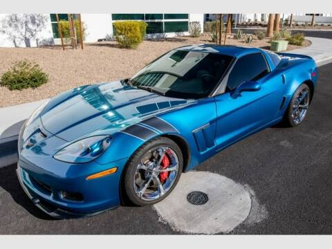 2011 Chevrolet Corvette for sale at REVEURO in Las Vegas NV