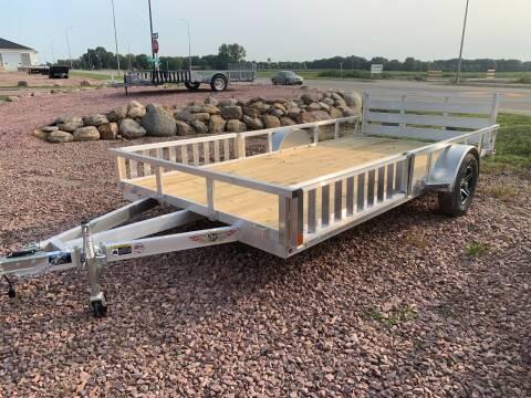 2021 H&H RSA 8214 ATV #1359 for sale at Prairie Wind Trailers, LLC in Harrisburg SD