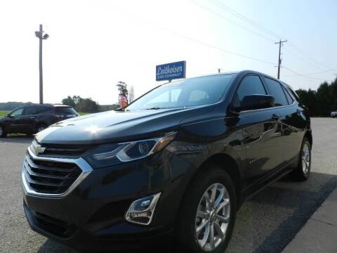 2020 Chevrolet Equinox for sale at Leitheiser Car Company in West Bend WI