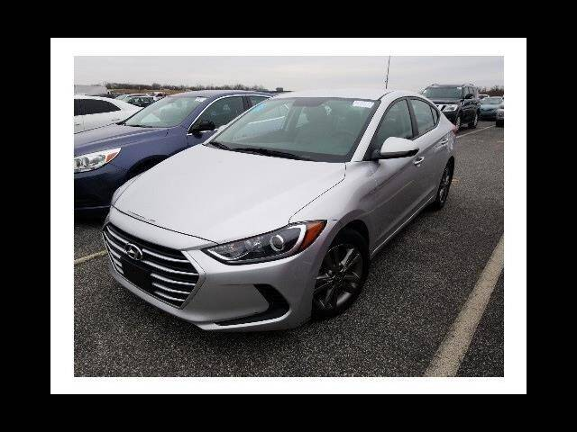 2018 Hyundai Elantra for sale at Auto Connection in Manassas VA