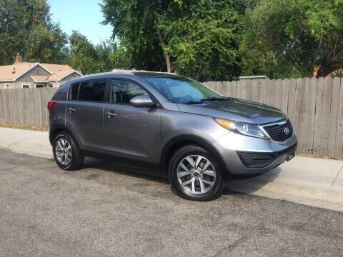 2014 Kia Sportage for sale at Ace Auto Sales in Boise ID