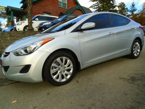 2013 Hyundai Elantra for sale at Carsmart in Seattle WA