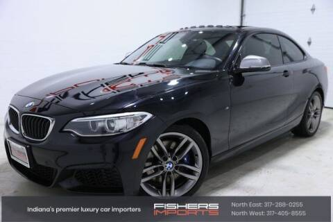 2016 BMW 2 Series for sale at Fishers Imports in Fishers IN