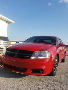 2013 Dodge Avenger for sale at LOWEST PRICE AUTO SALES, LLC in Oklahoma City OK