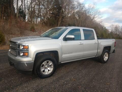2015 Chevrolet Silverado 1500 for sale at CARS PLUS in Fayetteville TN