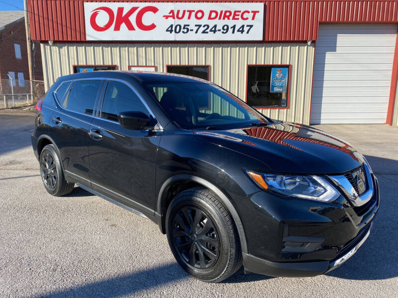 2017 Nissan Rogue for sale at OKC Auto Direct in Oklahoma City OK